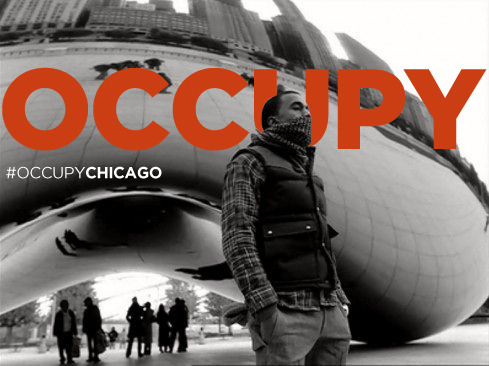 #occupychicago
