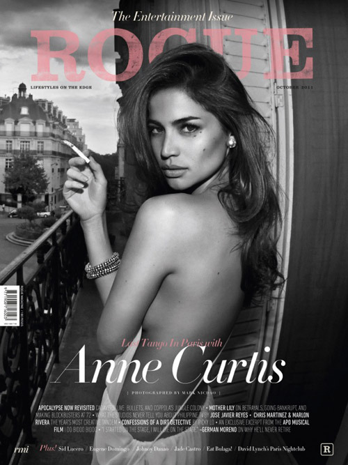 Hot and daring ANNE CURTIS.. love it ♥♥