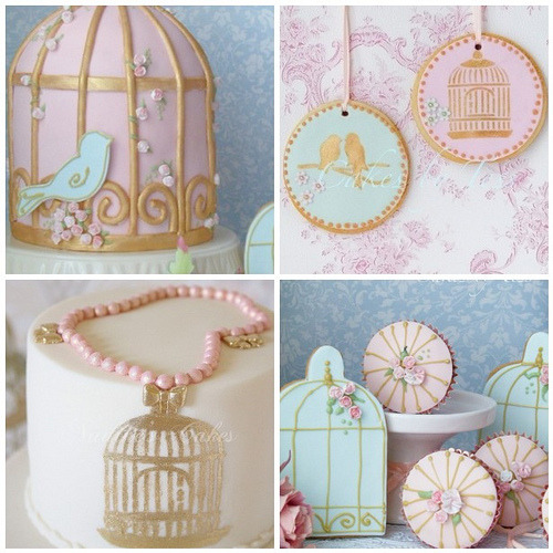 prettypastel:  Bird cage sweet treats (by toriejayne)
