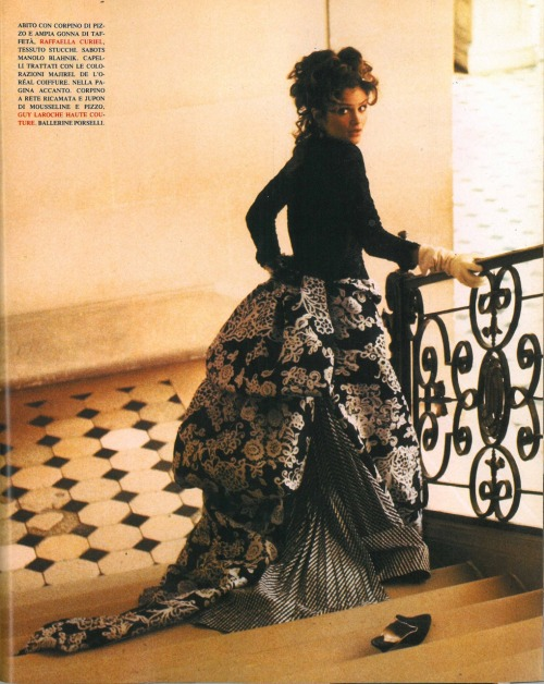 magnificentmodels:  Helena by Pamela Hanson / Vogue Italia Supplement March 1993
