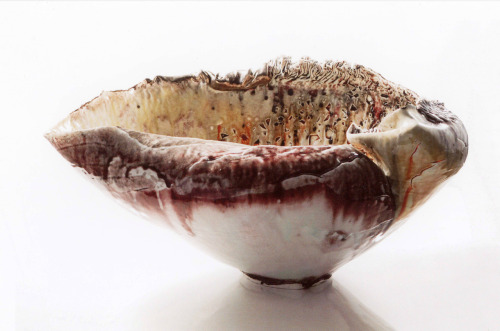 "Kawabata Kentaro: Batista, 2011, Glazed clay, glass, silver, 26"" x 18"" x 12 1/2"". Photo by Taku Saiki. / Keiko Gallery - Japanese artists"