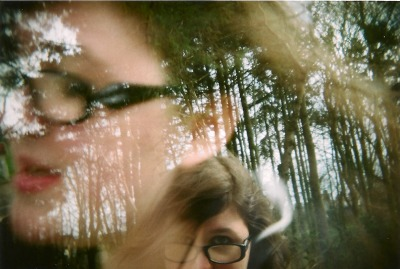 I took this of my friend kirsty with my holga 135bc!