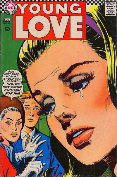 romancecomics:   Young Love  #62