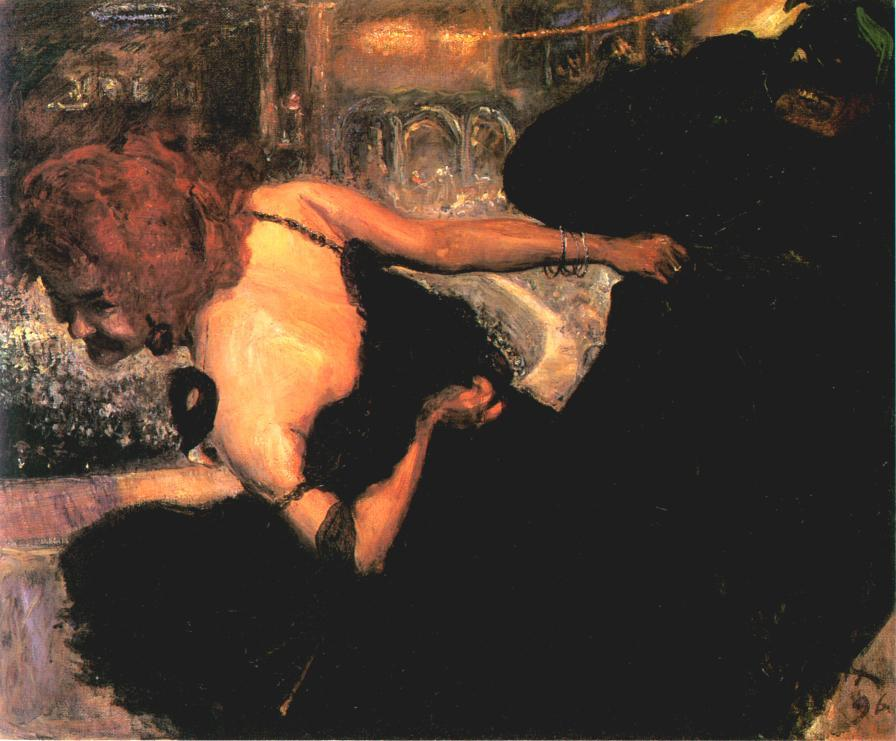 artandopinion:  Dance of Death 1896 Max Slevogt