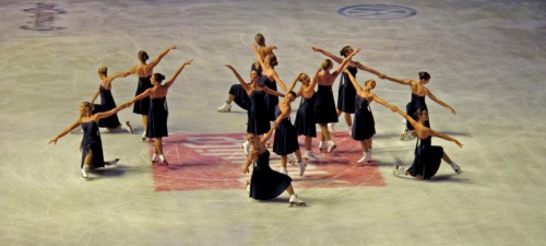 beautiful-shapes:  Opera on Ice Hot Shivers