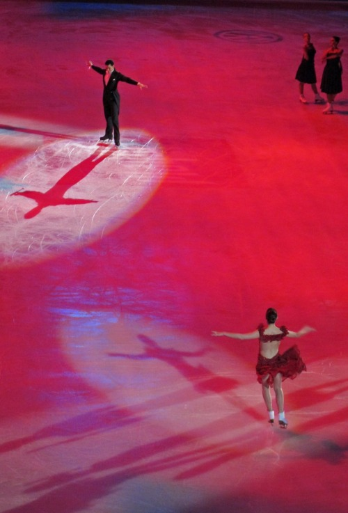beautiful-shapes:  Opera on Ice Anna Cappellini & Luca Lanotte + Hot Shivers 2 p.