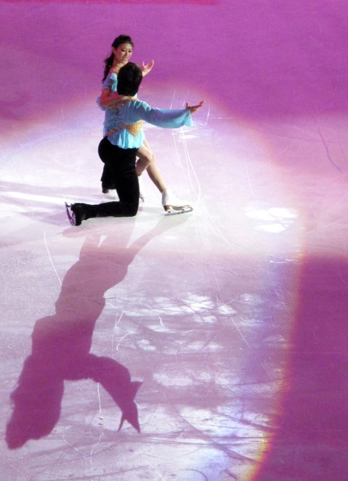 beautiful-shapes:  Opera on Ice Pang - Tong 2 p.
