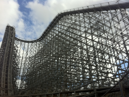 El Torro, Six Flags Great Adventure in New Jersey.