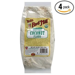 Bob's Red Mill Organic Coconut Flour, 16-Ounce Units