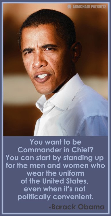 armchairpatriots:  President Obama responds to GOP Presidential Candidates' silence after their debate audience members booed a gay U.S. soldier. Video> http://www.huffingtonpost.com/2011/10/01/obama-hrc-speech-gay-rights_n_990574.html Facebook> https://www.facebook.com/pages/Armchair-Patriots/173343349350173