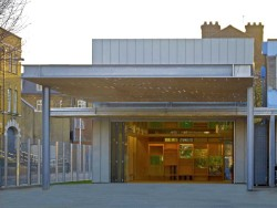 St. Patricks School Library and Music Room - Building Information Client of the Year award + Stephen Lawrence Prize winner 2011