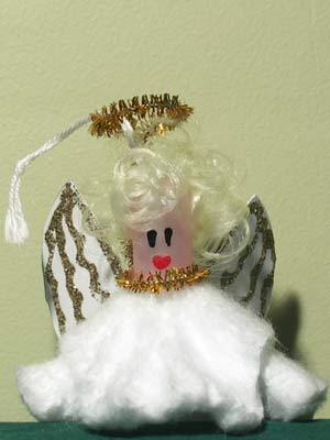 vaginastuff:  sexisreallygreat:  A Tampon Angel, from TamponCrafts.com! That's right.  TAMPON.  CRAFTS.  This is a thing, apparently.  I recommend you check out the nativity scene, or the toupee.  This is top notch you guys.  The Thanksgiving Turkey is that one that blew my mind. Kinda happy I use a menstrual cup right now …
