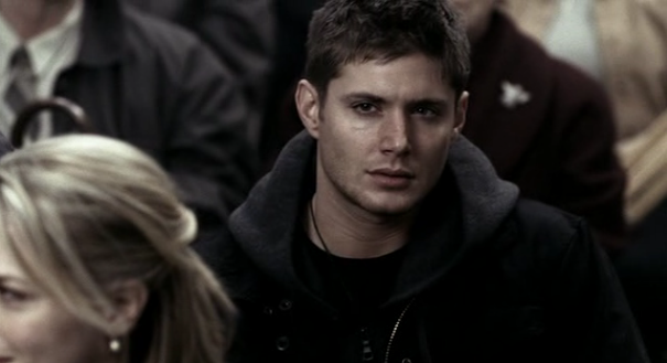 it's deeply unsettling to me that i find injured/dying/helpless dean even more attractive than regular dean.  let's pretend this isn't about my library of control issues.
