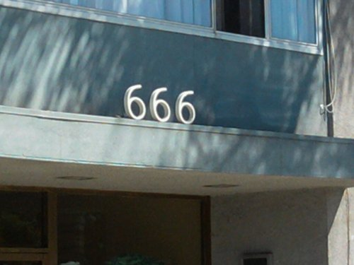 I bet the devil lives there.