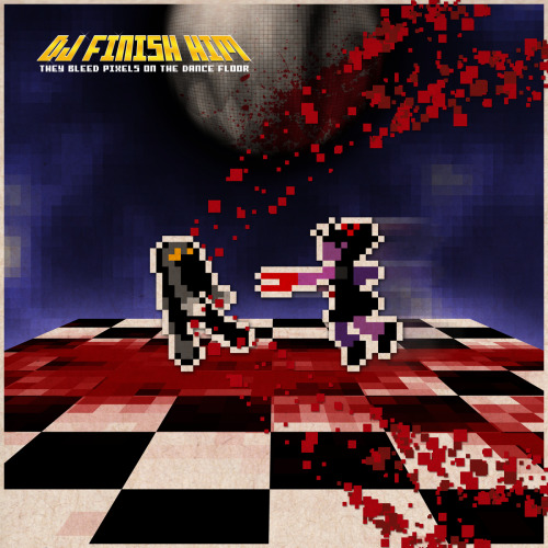 THEY BLEED PIXELS ON THE DANCE FLOOR - This album will be released both digitally and in a very limited run of hand signed and numbered copies approximately one week following the game's launch