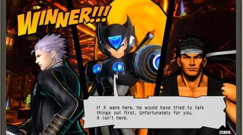bison2winquote:  - Maverick Hunter Zero, Ultimate Marvel vs Capcom 3 (Capcom) Via Aznchris69