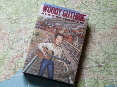 "Recent Buy - Woody Guthrie, A Life - Joe Klein Great biography of America's hillybilly singer laureate. Klein, a Rolling Stone writer at the time, penned this in 1980 before achieving great success with his anonymous book Primary Colors in the Clinton era. Guthrie's life has been much covered but this super biography gained great exposure when Bruce Springsteen mentioned it several times during the Born in the USA tour. As Woody said, ""This is Land is Your Land""…it sure is! 4th May 2012"