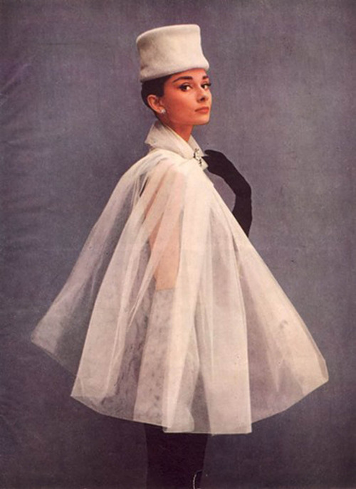 Audrey Hepburn Photographed by Richard Avedon