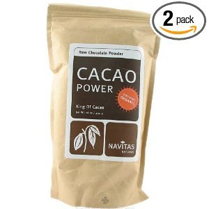 Navitas Naturals Organic Raw Cacao Powder, Mayan Superfood