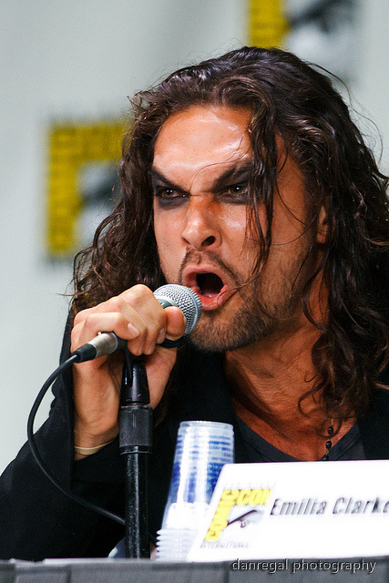 Jason Momoa on Flickr.