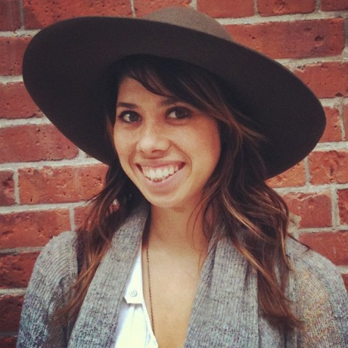 Finally! I found the perfect wide rimmed Fedora hat by @ragandbone (Taken with instagram)