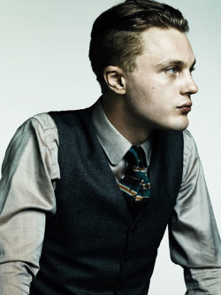 bohemea:  Michael Pitt - AnOther Man by Hedi Slimane, Fall/Winter 2011-12 With his slicked back hair, tailored suit and devastating pout, he has all the lethal attraction of the ultimate homme fatal.