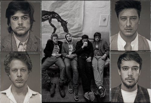 mumfordandsonsblog:  Mumford and Sons by Frank Ockenfels.