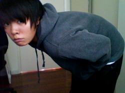 genderqueer:  Submission from Jun: I'm a genderbending boy who likes other boys. :)