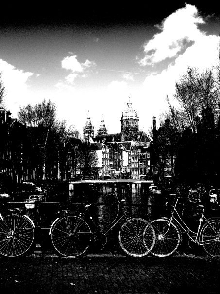Amsterdam by Nia O'Reilly Amandes