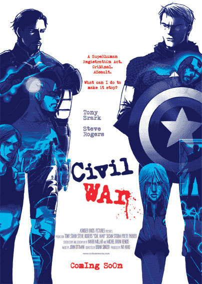 Civil war by ~akatsukiayako