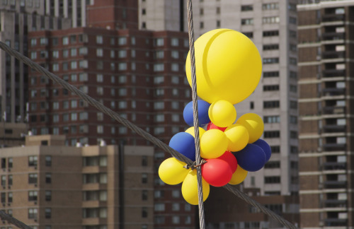 Balloons, Brooklyn Bridge