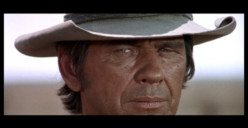 Once Upon A Time In The West is streaming in HD on Netflix Instant.  Snaky: …looks like we're shy one horse.Harmonica: You brought two too many.  Probably should've been on my top 10 westerns list.