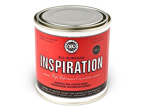cjwho:  a can of inspiration ~ http://bit.ly/nnUpmJ i could use one or mby two (: