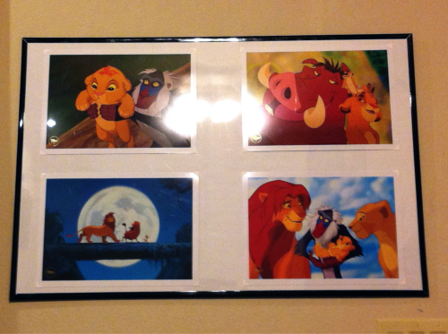 Got new lithographs :D they used to be the ones from Tangled but these are just so badass :3