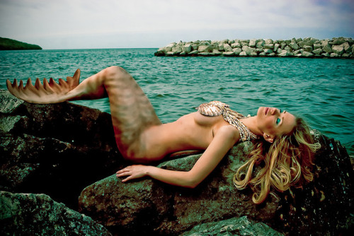 classickace:  Marina - my first mermaid :-) by Image Illusions on Flickr.