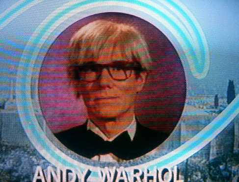 ddmag:  Andy Warhol makes a guest appearance on Love Boat