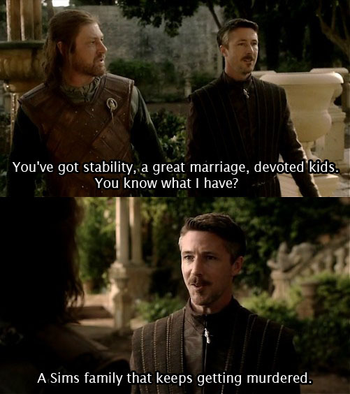 glitchinthematrixx:  30thrones  It's ok Petyr. It's ok.