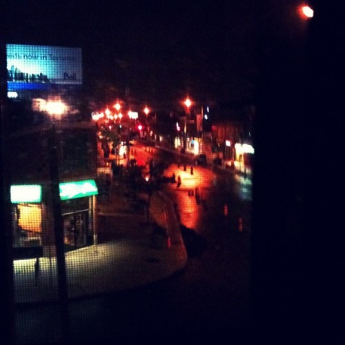 Night  (Taken with instagram)