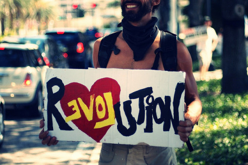 #occupytampa - Oct. 1 by Derek Corneau on Flickr.