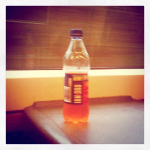 Wind, Rain, Friends, Family and Iron Bru. It's a Scottish Holiday!