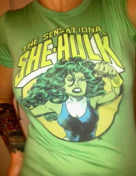 sahraw:  My new shirt! Freakin' awesome!  .