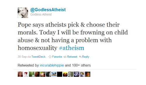 friendlyatheist:  Re-blogged for pure awesomeness. Plus it is on the morals topic. -FA