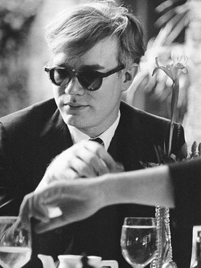 "Your Afternoon Shot: Andy Warhol ""Being good in business is the most fascinating kind  of art. Making money is art and working is art and good business is the  best art."" GQ Eye. So thanks to Social Survival for letting me know that the Hirsorn Museum here in D.C. has the Andy Warhol exhibit.  Something that I look forward to attending this weekend with the fam.  ""This is the first exhibition to examine the headline theme in the art  of Andy Warhol (1928-1987). It includes some 80 works representing the  full range of Warhol's practice–from paintings, drawings, prints,  photography, and sculpture to film, video, and television–demonstrating  the artist's career-long obsession with the tabloid news."" -Art202 September 25, 2011 – January 2, 2012: 10 am – 5 pm Monday – Saturday 11 am – 6 pm Sunday"