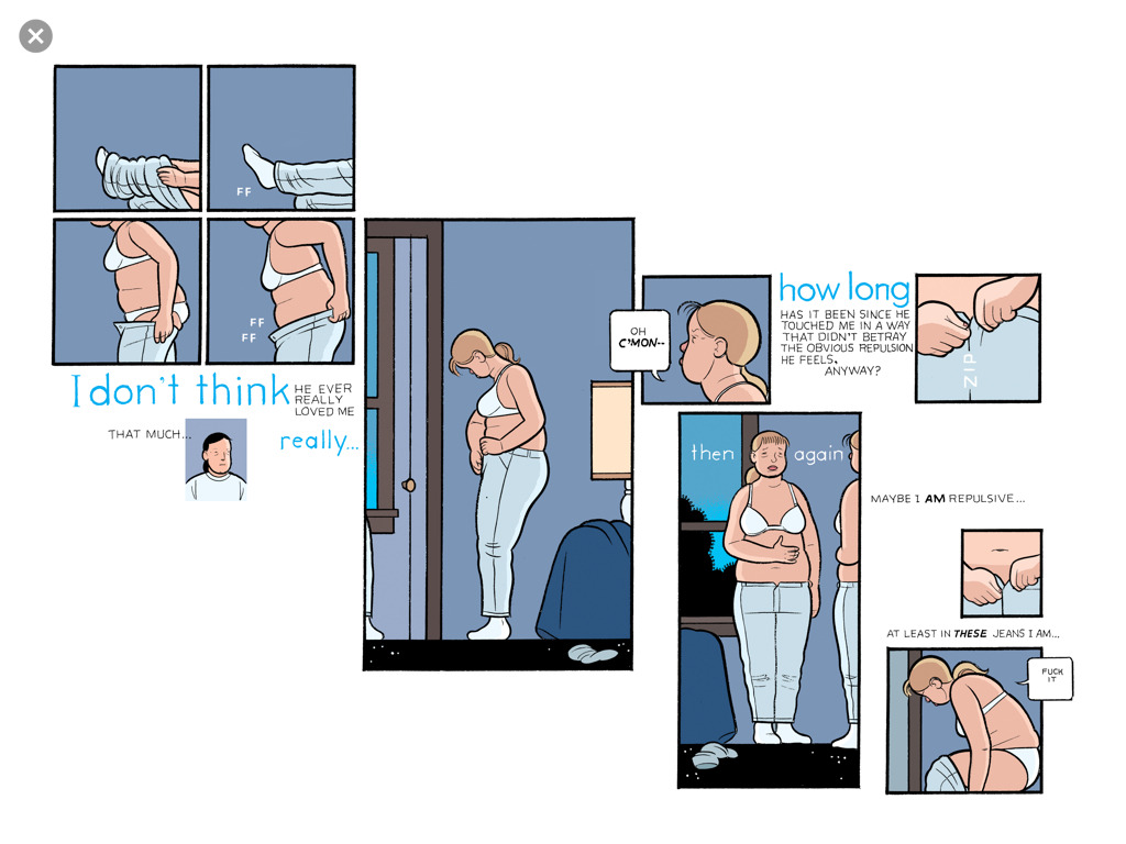 "Chris Ware's iPad-Only Comic, ""Touch Sensitive,"" Perfects the Form"
