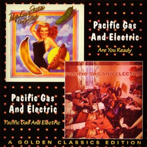 Pacific Gas & Electric, Are You Ready? #musique #art #artcover #seventies #rock (Taken with instagram)