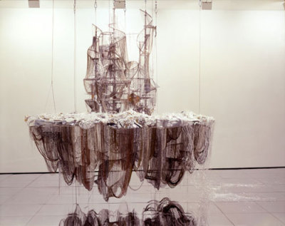 Lee Bul, After Bruno Taut (Negative Capability)  Milk&HoneyArt