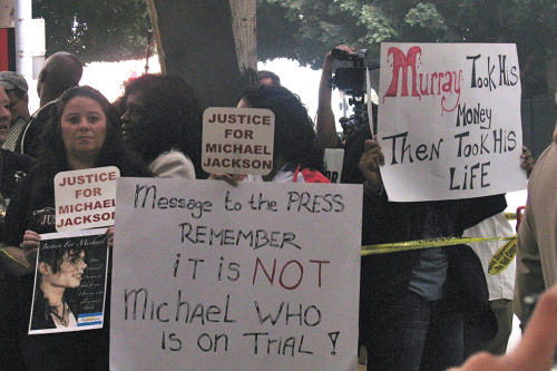 Remember it is NOT Michael who is on trial.[dklee1985]