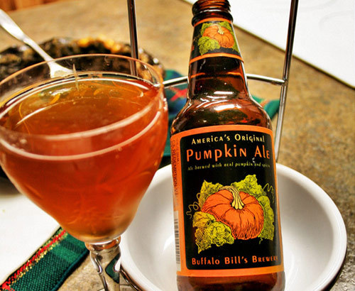 It's October, and that means it's officially pumpkin beer-drinking season! But just where did the concept of pumpkin beer come from? Thankfully our friends at Serious Eats have tracked down all the details, including why Colonial Americans replaced malt in their beer with pumpkins, a pretty little ditty, and the brewery that invoked a pumpkin beer brewing renaissance. Check it out, but be warned, you might end up a little thirsty. Good thing we've got our Bugs and Brews event coming up soon!