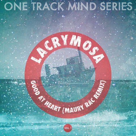 "Lacrymosa's ""Good at Heart"" (RAC Maury Remix), the first single in our One Track Mind Series, is continuing its takeover of the Internet.  Today, it (lovingly) conquered Brooklyn Vegan, with a feature and free download.  Thanks to our friends at BV for spreading the love. New Yorkers: once you've downloaded and fallen in love with ""Good at Heart,"" come on out to Rockwood Music Hall (Stage 2) tonight at 7pm to catch Lacrymosa in action!"
