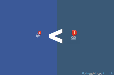 lolsofunny:  (lol here!)  Because most facebook notifications are just THIS MOTHERFUCKER WANTS YOU TO PLAY FARMVILLE. YOU DON'T ACTUALLY KNOW THEM YOU MAYBE WENT TO SCHOOL TOGETHER 5 YEARSAGO COME PLAY FARMVILLE 2 ALRIGHT? THEY WANT PUMPKIN UPGRADES. AT 4AM